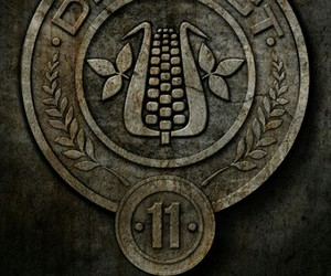 district 11, the hunger games, and hunger games image