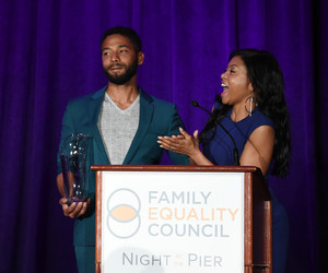 empire, jussie smollett, and cookie lyon image