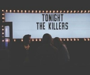 the killers, grunge, and music image
