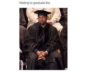 funny, lol, and graduate image