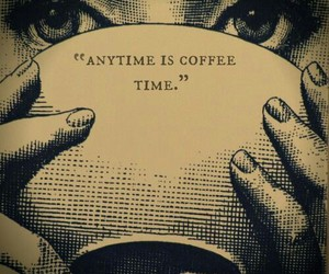 coffee, love it, and any day image