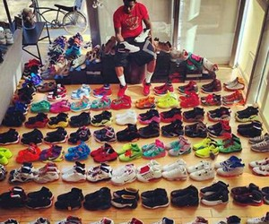 goals and shoes image