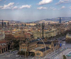 Barcelona, catalonia, and europe image