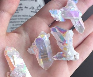 beautiful, signs, and crystal image