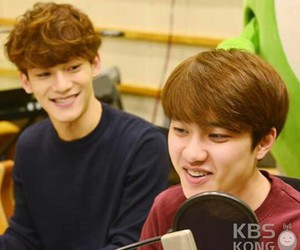 Chen, kyungsoo, and d.o image