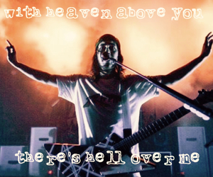 guitar, pierce the veil, and vic fuentes image