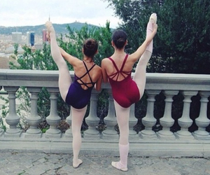 ballet and friends image