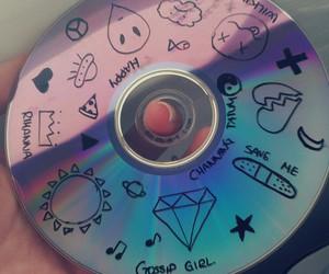 cd, grunge, and tumblr image
