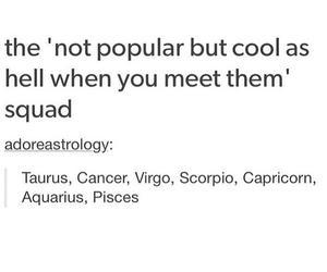 scorpio, taurus, and zodiac image