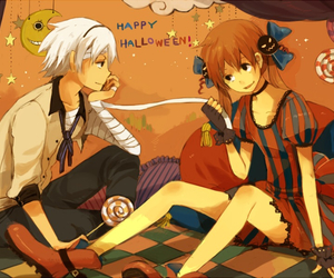 Halloween and soul eater image