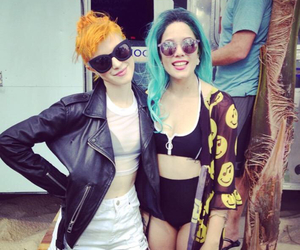 halsey, hayley williams, and paramore image
