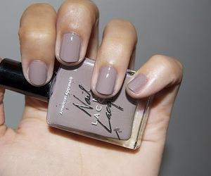 nails, nail polish, and american apparel image