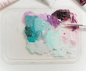 paint, art, and painting image