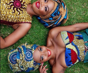 africa, blackgirl, and african girl image