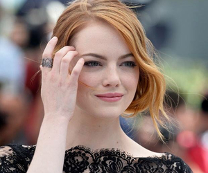 emma stone, actress, and funny image