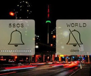 5sos, 5 seconds of summer, and world image