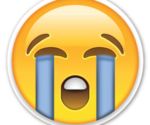 emoji and cry image