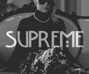 american horror story, coven, and supreme image