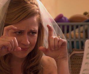 pam beesly, the office, and pam halpert image