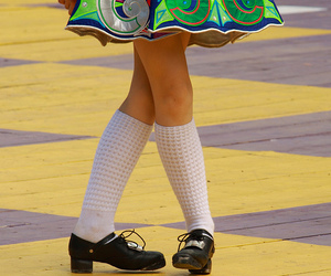 dance, irish, and hard shoe image