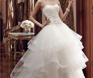 fashion and wedding dress image