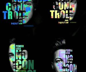 no control, 1d, and directioner image