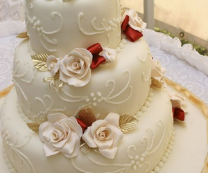 cake, lovely, and nice image