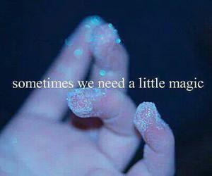 glow, shine, and fairy dust image