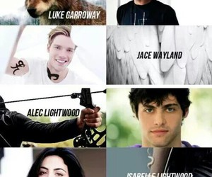 shadowhunters, tmi, and the mortal instruments image
