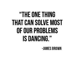 dance, dancing, and james brown image