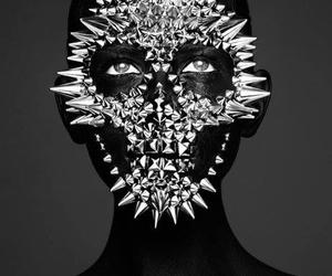 catrina and skull image