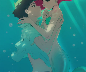 ariel, art, and beautiful image