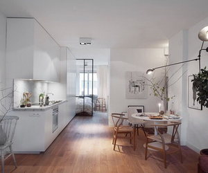 home, kitchen, and place image