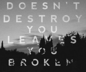 drown, bmth, and bring me the horizon image