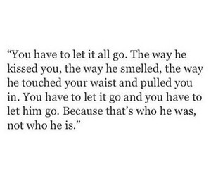 quotes, love, and let it go image