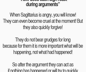 astrology, Sagittarius, and signs image