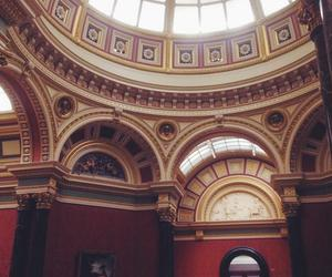architecture, gallery, and london image