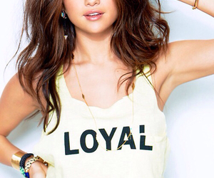 selena gomez, loyal, and selena image