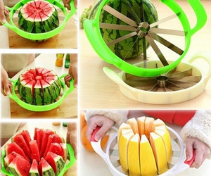 cool, watermelone, and diy image