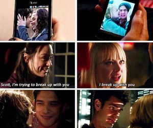 emma stone, peter parker, and teen wolf image