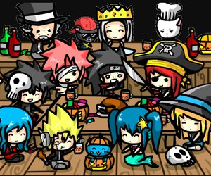 chibi and fairy tail image