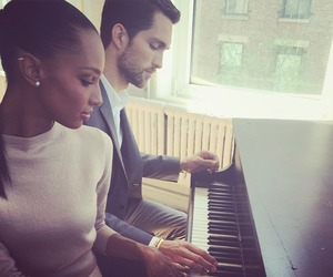 couple and piano image