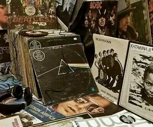 Abba, ac dc, and records image