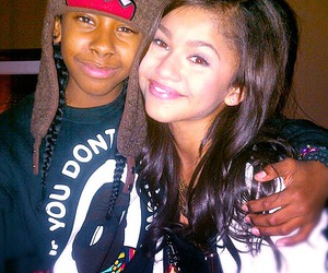 zendaya and ray-ray image
