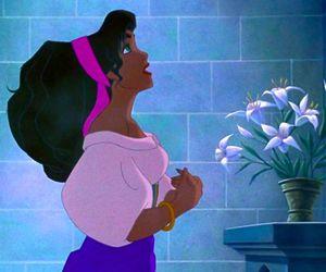 esmeralda, disney, and hunchback of notre dame image