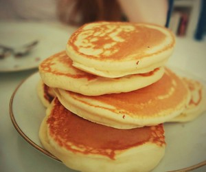 breakfast, brunch, and pancakes image
