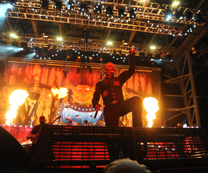 fire, live, and metal image