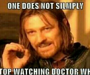 doctor who, the doctor, and boromir image