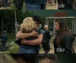 marie avgeropoulos, the 100, and greek subs image