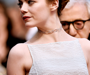 emma stone, face, and adore image